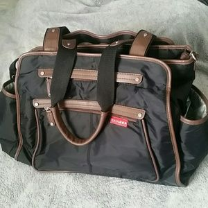 SkipHOP baby bag